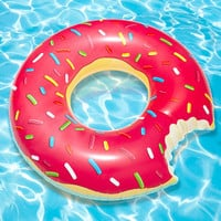 Gigantic Donut Pool Float