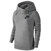 Nike Rally Funnel Neck Hoodie - Women's