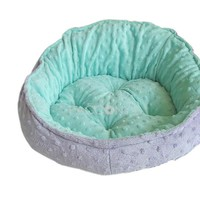 ZEEZ - Deluxe Steam Bubble Pet Beds