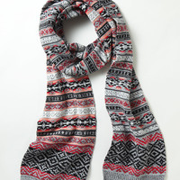 Fair Isle Scarf - Victoria's Secret
