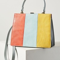 Ida Striped Tote