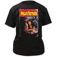 PULP FICTION MENS FITTED JERSEY TEE