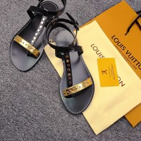 LV Willow nail sandals