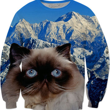 Himalayan Cat Sweatshirt