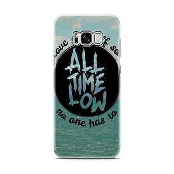 All Time Low Logo Samsung Galaxy S8 | Galaxy S8 Plus Case