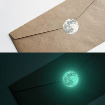 Moonlight envelope seal, Clair De Lune XS from i3 Lab. [i-cubed-lab] design studio | Made By i3Lab. [i-cubed-lab] | £4.00 | BOUF