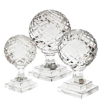 Eichholtz Arabesque Object (set of 3)