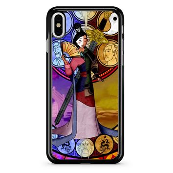 Disney Mulan iPhone X Case