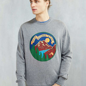 Poler Camp Time Sweatshirt - Urban Outfitters