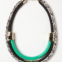 Layered Bungee Necklace