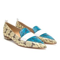 NICHOLAS KIRKWOOD | Soft Python Loafers | Browns fashion & designer clothes & clothing