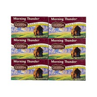 Celestial Seasonings Morning Thunder Herb Tea (1x20 Bag)