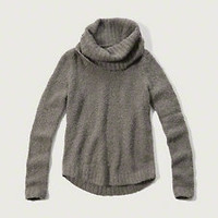 Yarn-dyed Turtleneck Sweater