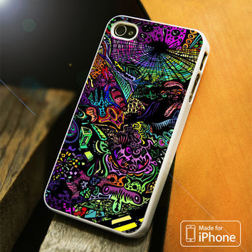 Trippy Digital Art iPhone 4(S),5(S),5C,SE,6(S),6(S) Plus Case