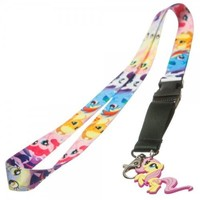 My Little Pony Lanyard with Charm My Little Pony