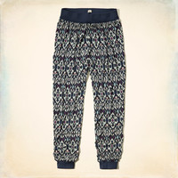 Hollister Knit Jogger Pants