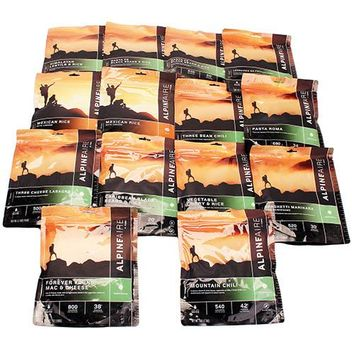 7 Day Meal Kit (14 Pouches) - Vegetarian