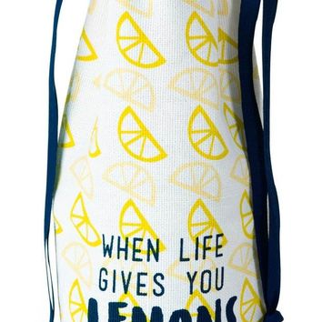 When life gives you lemons make a drink Gift Bag