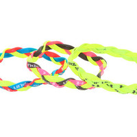 Under Armour 3-Pack Braided Mini Headbands