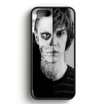 American Horror Story Skull Tate iPhone 5   5S Case