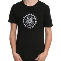 Black Butler Pentagram T-Shirt 2XL