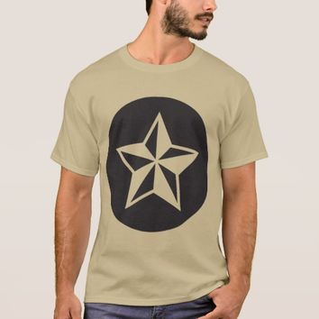 NEW Star #453: Men's Basic Dark T-Shirt