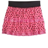 Polka Dot Tiered Skirt | Girls Skirts & Skorts Clothes | Shop Justice