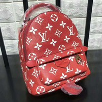 Supreme LV x Sup Fashion Sport Laptop Bag Shoulder School Bag Backpack G-AGG-CZDL