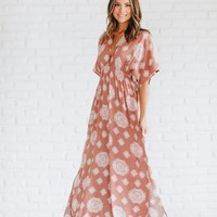Mystic Mandala Dress - Luca + Grae