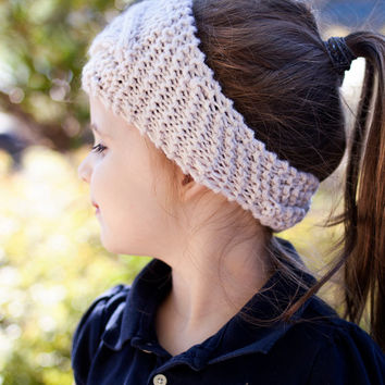 Children's Knitted Headbands, child's Knitted Headband, Knit Headband, kids Crochet Headwrap, Knit Turban, knitted turbans, knit headband
