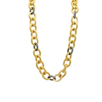 Freida's Favorite Chunky Link Toggle necklace