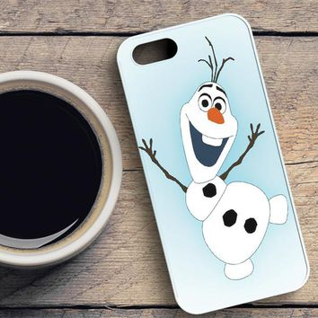 Olaf From Frozen iPhone SE Case
