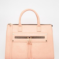 ASOS Zip Pocket Tote Bag