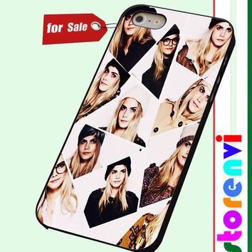 Cara Delevingne  Cute Girly Hot  custom case for smartphone case