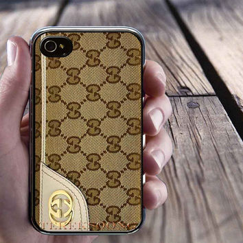 Gucci Wallet interlocking iPhone 5/5S/5C/4/4S, Samsung Galaxy S3/S4/S5, iPod Touch 4/5, htc One X/x+/S Case