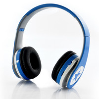 MP3 Headphones - FM Radio, Foldable