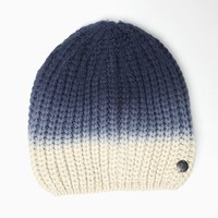Roxy Cosy Easy Ombre Beanie - Womens Sweaters - Blue - One