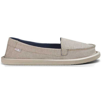 Sanuk Shorty TX(W)-Natural Chambray