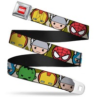 Marvel Kawaii Camoflage Belt