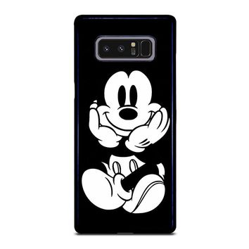 MICKEY MOUSE RETRO CLASSIC Samsung Galaxy Note 8 Case Cover