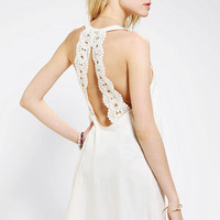 Urban Outfitters - Stone Cold Fox X UO Crochet-Back Dress