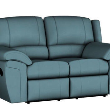 Dual Reclining Color Customizable Loveseat Sofa Daley by Palliser
