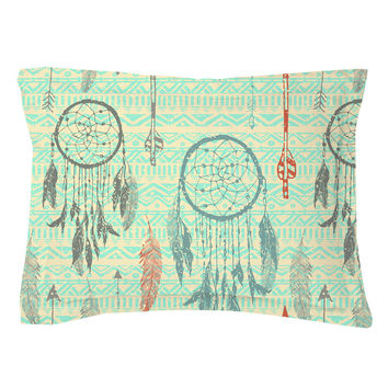 Dream Catchers Pillow Shams