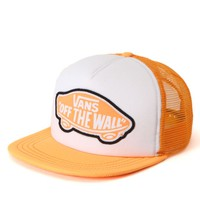 Vans Beach Girl Pop Trucker Hat - Womens Hat - Orange - NOSZ