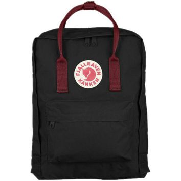 Fjallraven Kanken Durable Backpack Outdoor School Travel Bag
