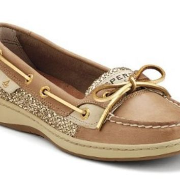 Sperry Top-Sider Women's Angelfish Perforated Boat Shoe