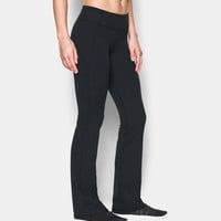 Women's UA Mirror Boot Cut Pant | Under Armour US