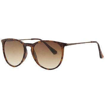 BKE Key Hole Sunglasses