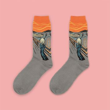 The Scream Sock | Long