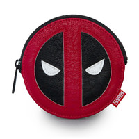 Loungefly Women's Marvel Deadpool Eyes Bag Coin Purse